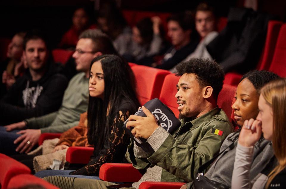 International Film Festival Rotterdam: meer dan kijken van film
